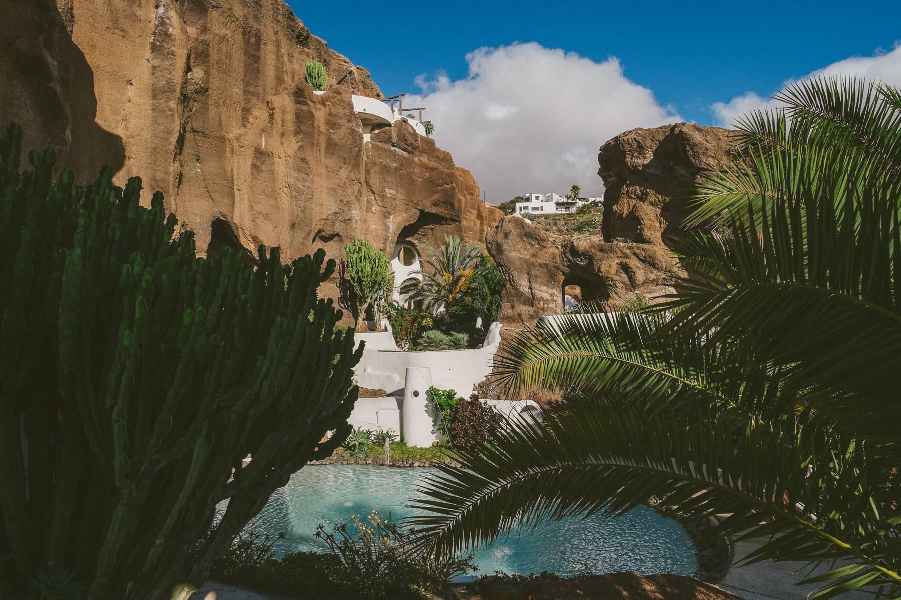 Lagomar in Nazareth, Lanzarote