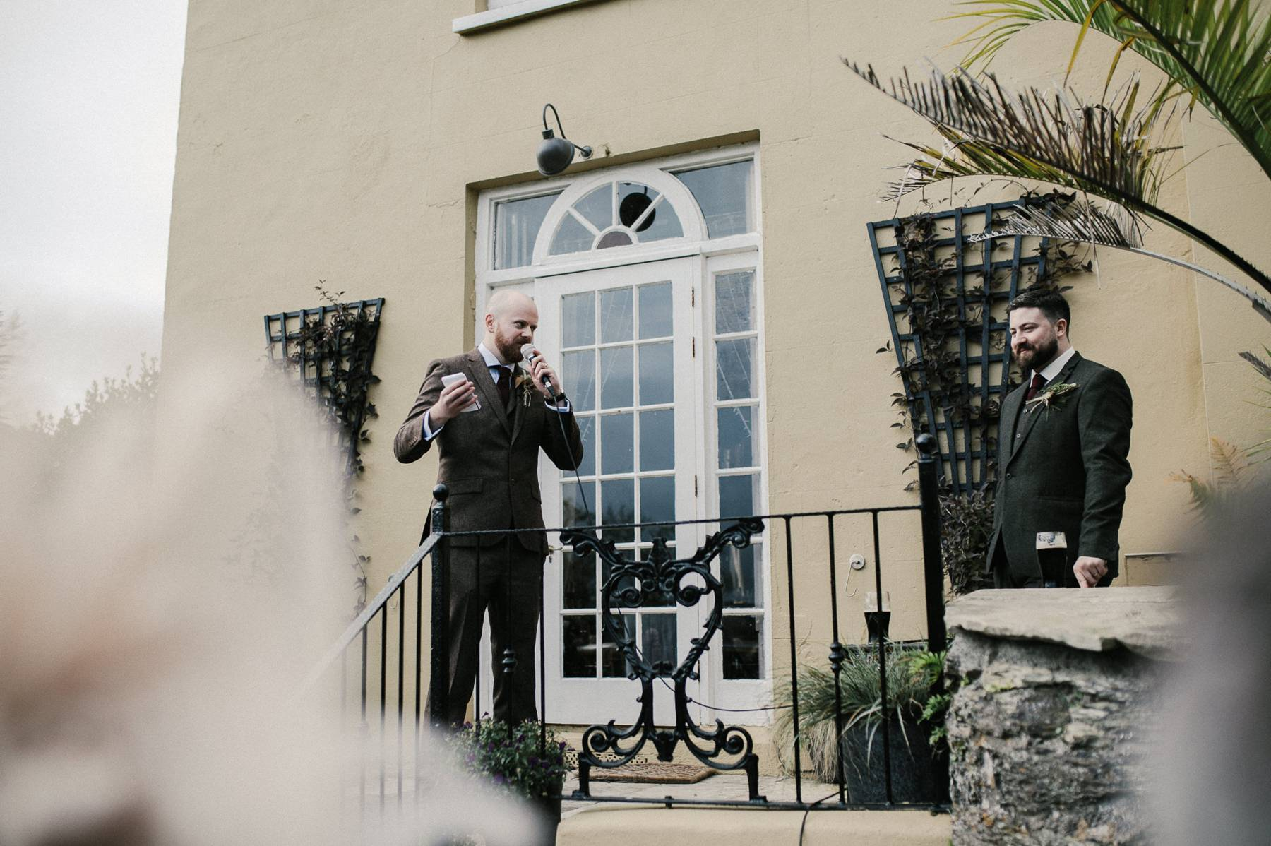 Speech at Ballinacurra house