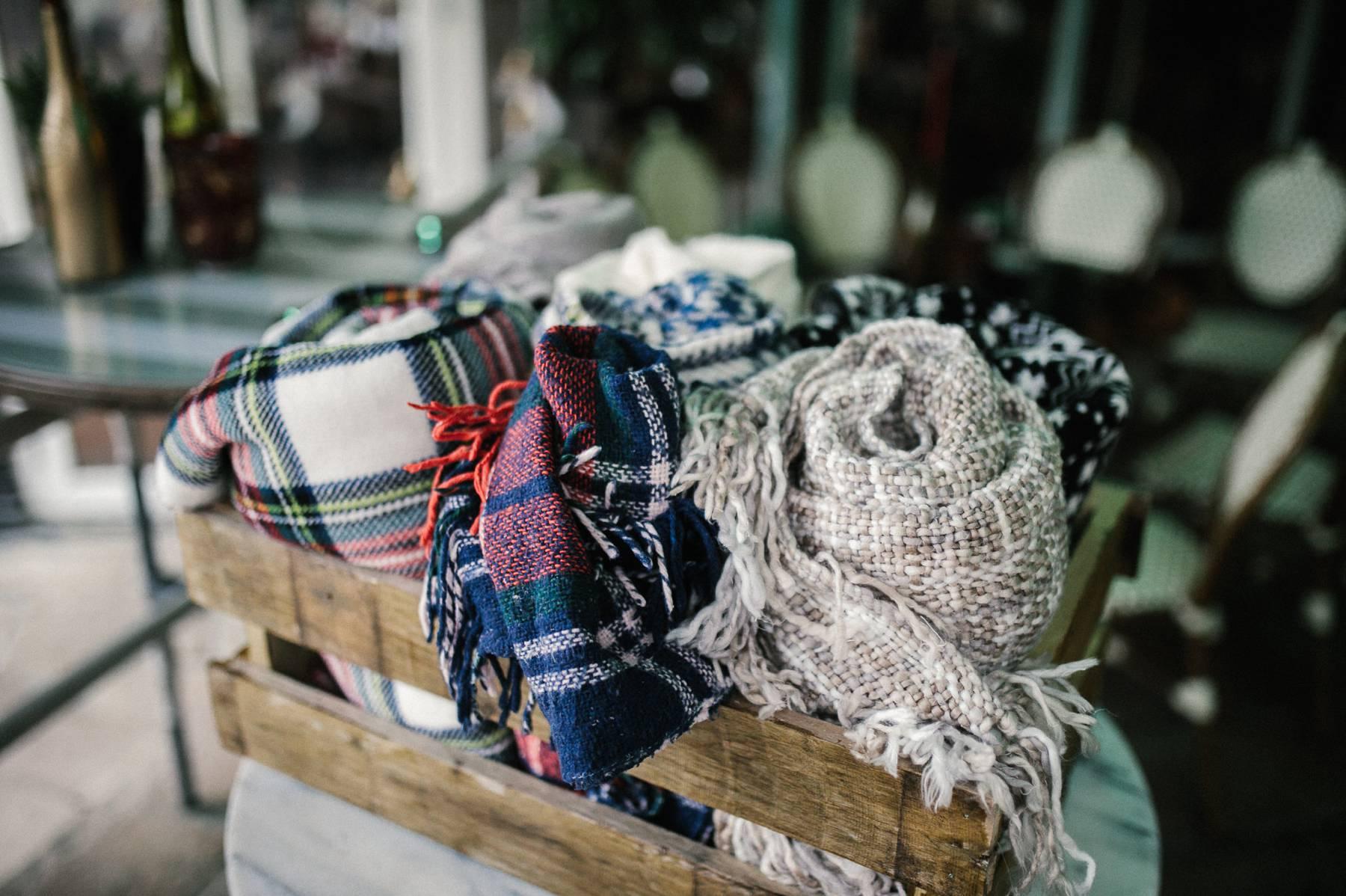 Scotland wool